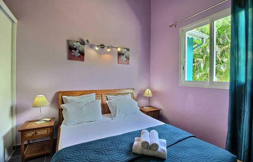 location Villa sky blue Sainte-Anne Guadeloupe