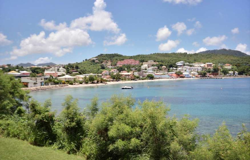 location Tropical Sunset Apartment Trois-Ilets Martinique