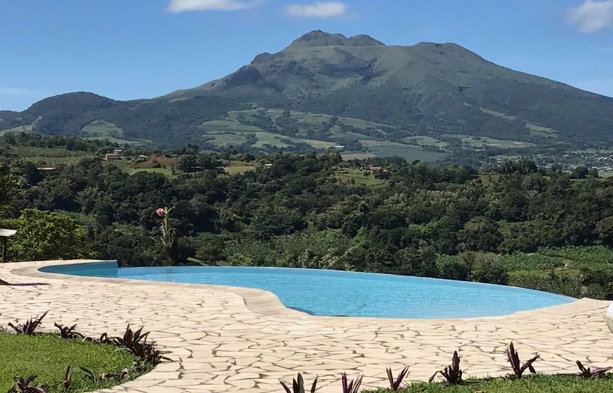 location Grande Habitation Mont Eole Lorrain Martinique