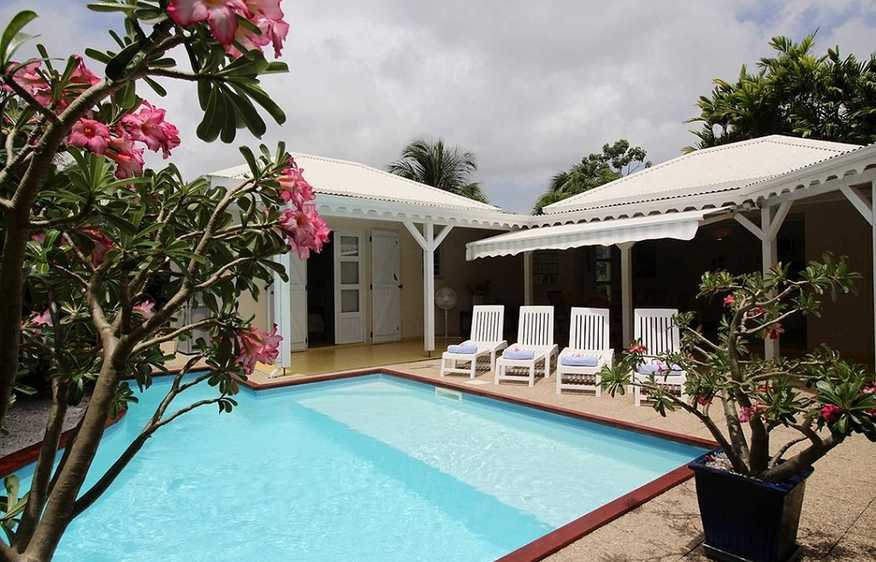 location Villa Lemon Saint-François Guadeloupe
