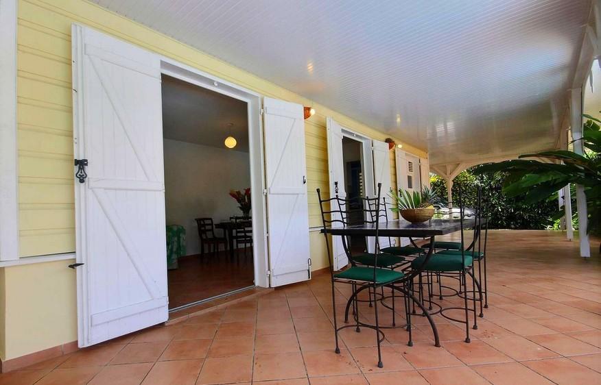 location Villa Cabrina Vauclin Martinique