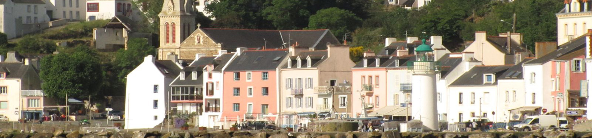 Belle Ile - Sauzon