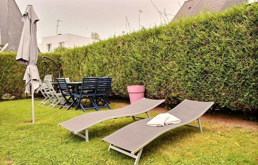 location Les Joncs Larmor-Plage Bretagne Sud