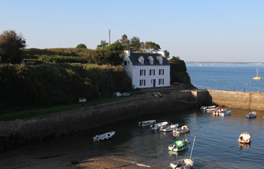 photo Bretagne Sud Ile de Groix