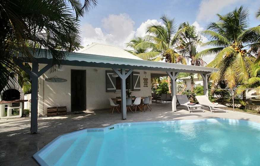 location Villa Bel Ile  Sainte-Anne Guadeloupe