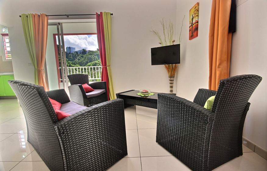 location Appartement Papaye Schoelcher Martinique
