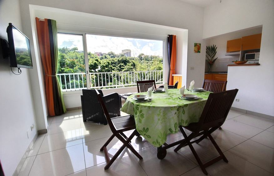 location Appartement Carambole Schoelcher Martinique
