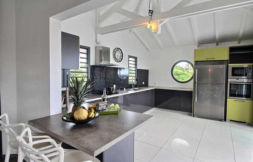 location Villa Diva Sainte-Anne Guadeloupe
