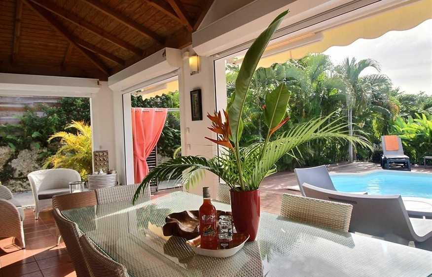 location Villa Lori Saint-François Guadeloupe