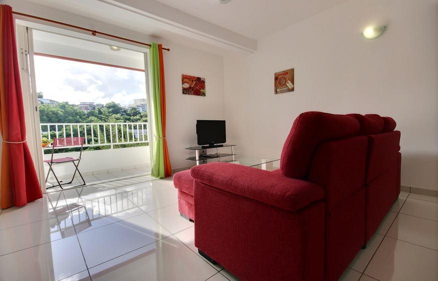 location Appartement Pomme d'eau Schoelcher Martinique