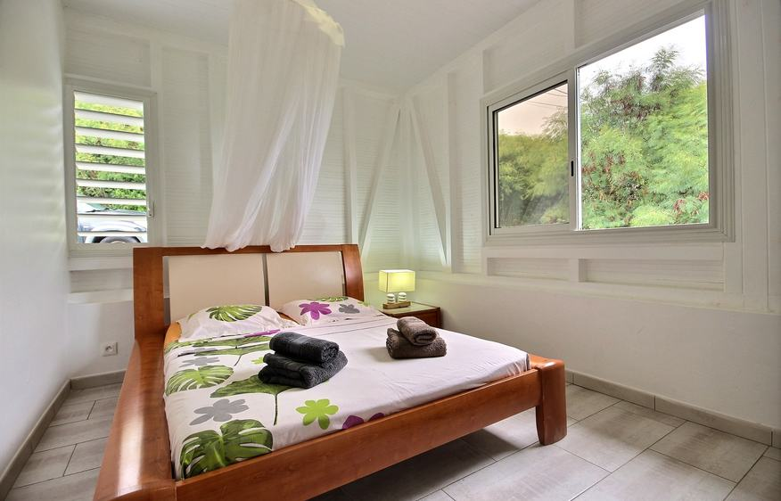 location Villa Zen Sainte-Anne Martinique