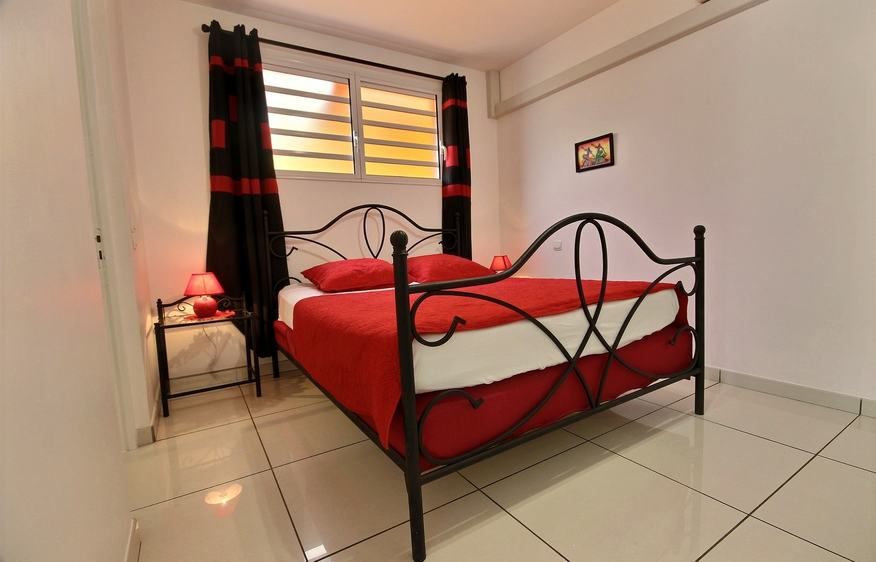 location Studio Litchi Schoelcher Martinique