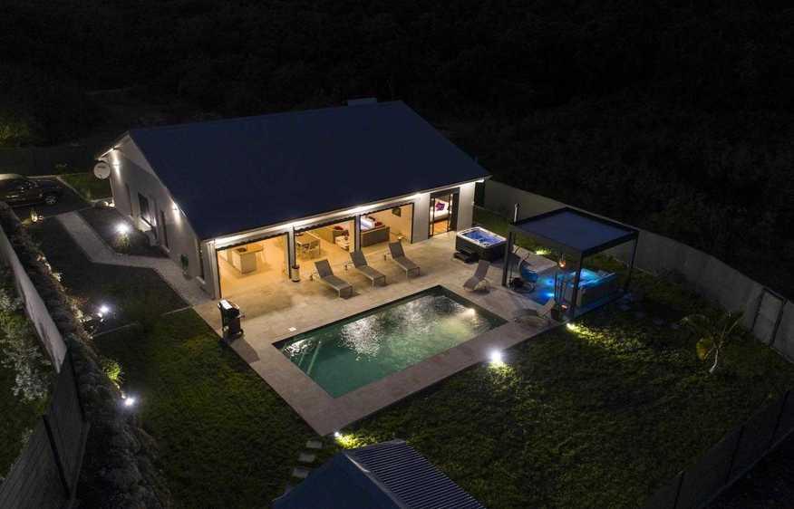 location Villa Aldo Saint-François Guadeloupe