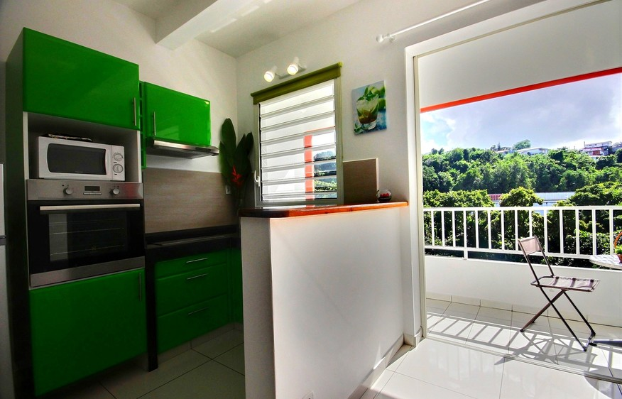 location Appartement Citron Schoelcher Martinique