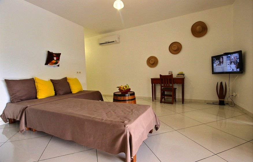 location Appartement Yellow Bird Vauclin Martinique