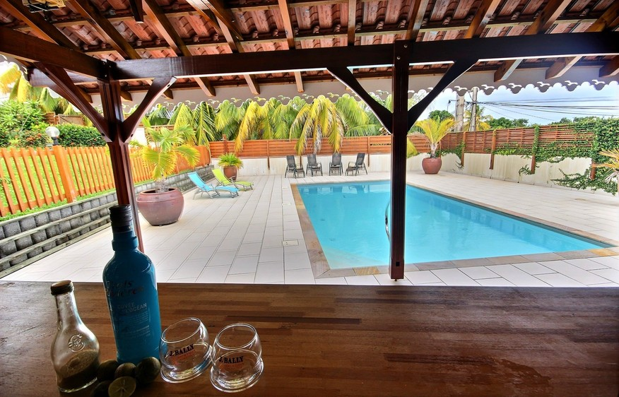 location Appartement Green Bird Vauclin Martinique