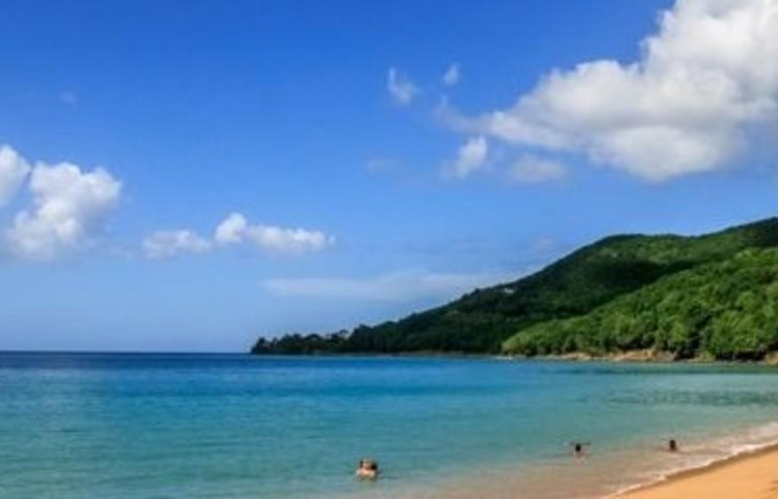 photo Guadeloupe Deshaies