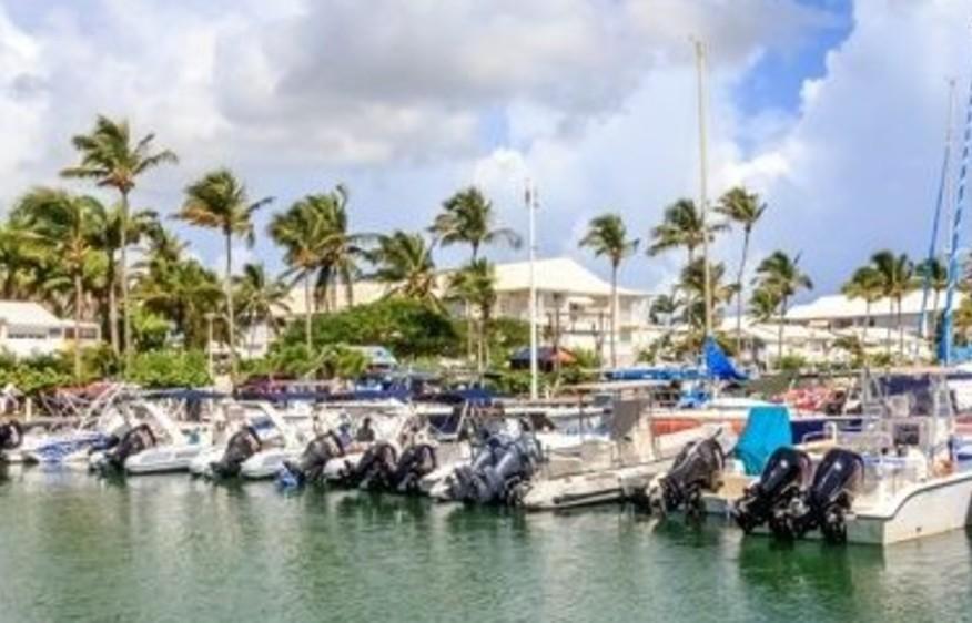 photo Guadeloupe Saint-François