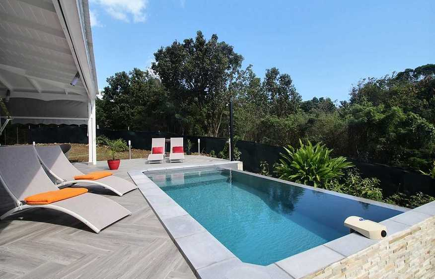 location Villa Rosy Sainte-Anne Guadeloupe