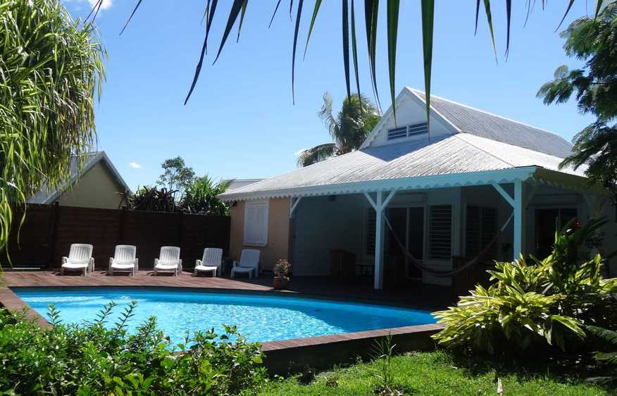 location Villa Sega Sainte-Rose Guadeloupe
