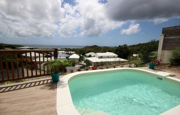 location Villa Pineapple Diamant Martinique
