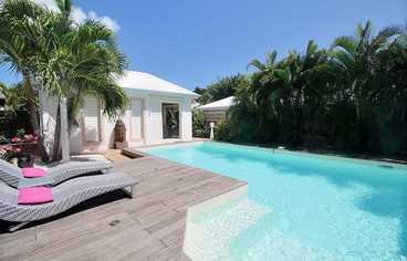 location Villa Vahine  Saint-François Guadeloupe