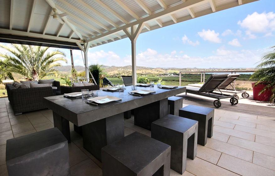 location Villa Crépuscule François Martinique
