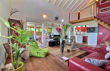location Duplex Jade Sainte-Anne Guadeloupe