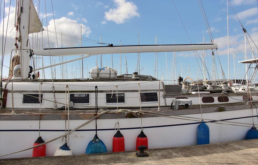 location Voilier Balu Larmor-Plage Bretagne Sud