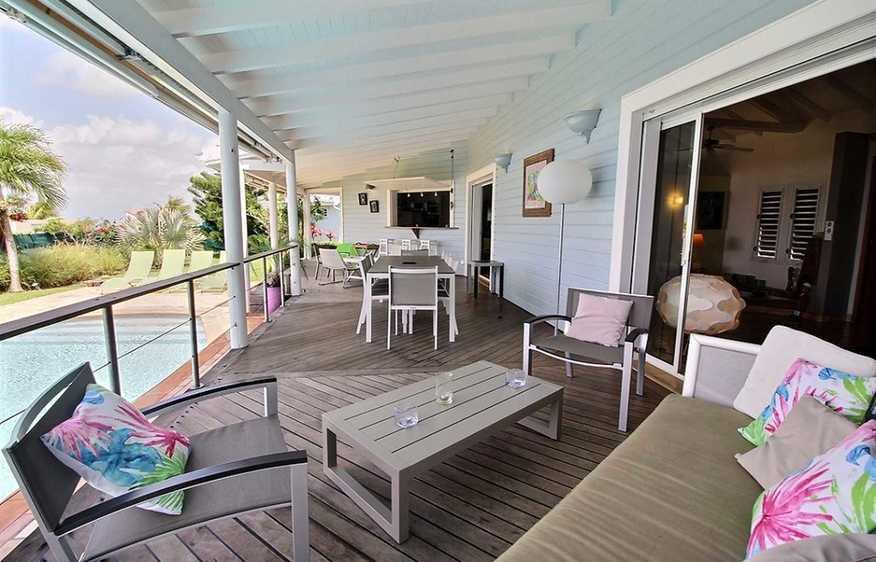 location Villa Jabba Gosier Guadeloupe