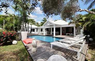 location Villa Sunny Saint-François Guadeloupe