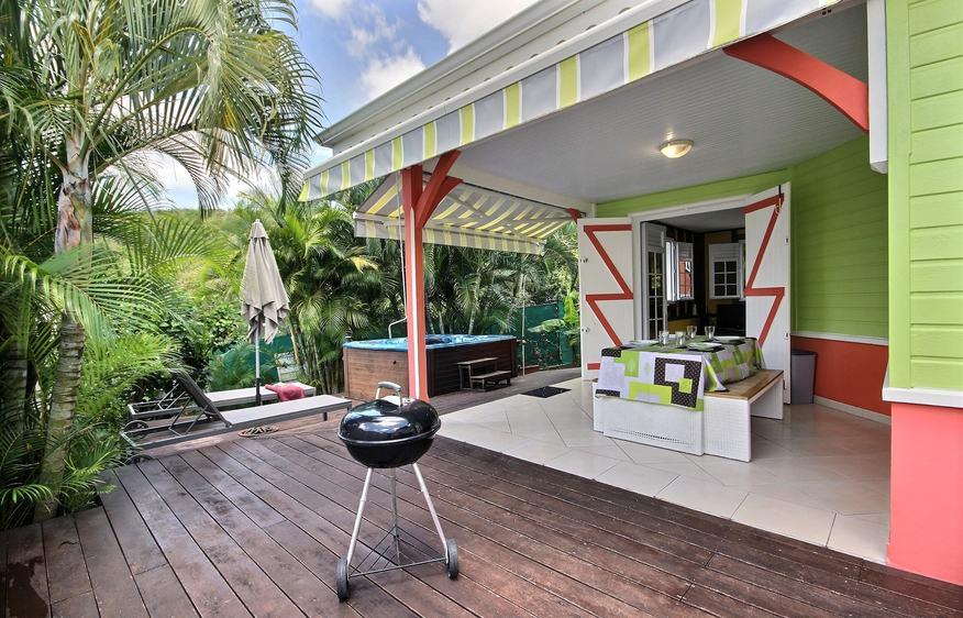 location Cottage Amarillo Diamant Martinique