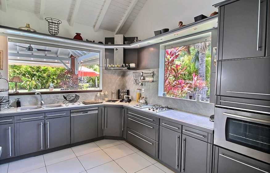 location Villa Lily Saint-François Guadeloupe