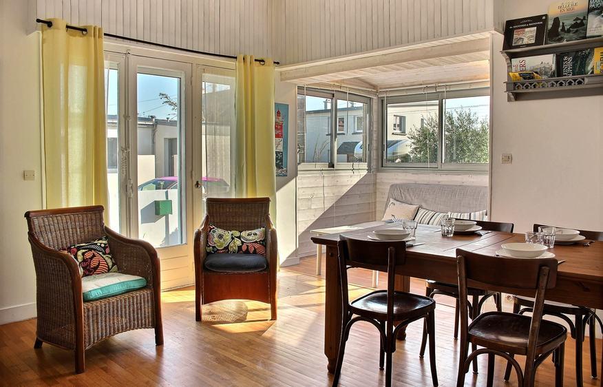location Villa Fort Bloqué Ploemeur Bretagne Sud