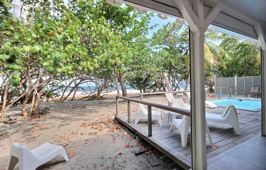location Villa Bain de Soleil Diamant Martinique