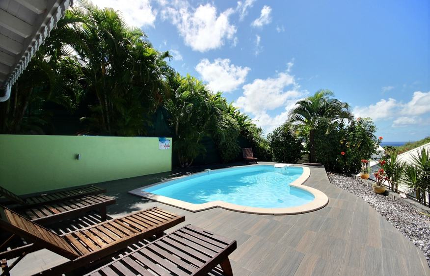 location Villa Azul Diamant Martinique