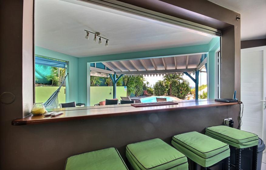 location Villa Azul Diamant Martinique