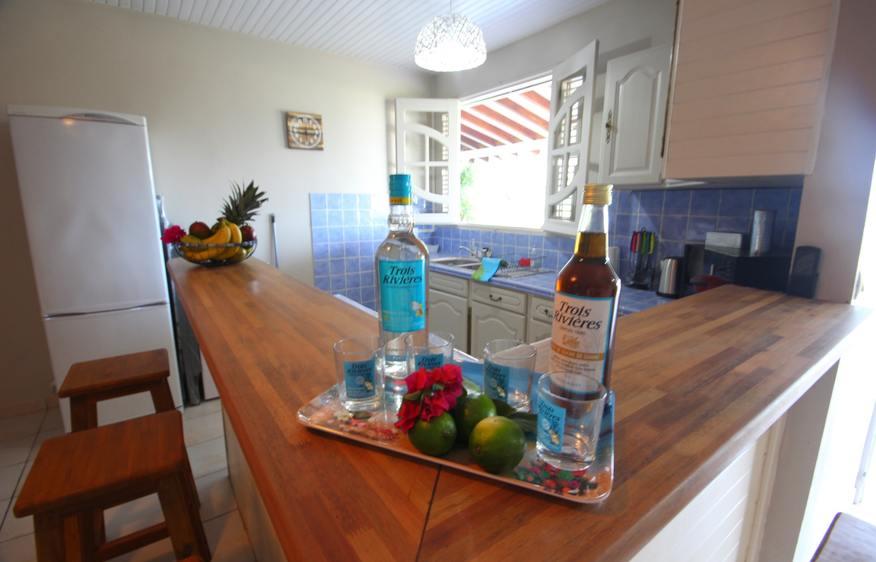 location Villa Blue Shades Trois-Ilets Martinique