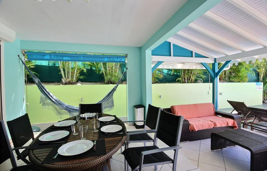 location Le clos Verde Diamant Martinique