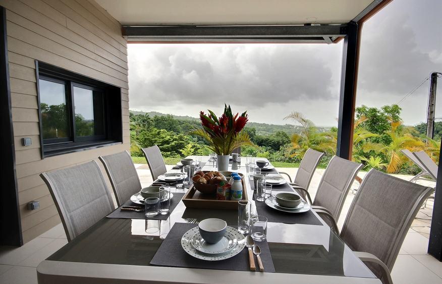 location Villa Bahia Vauclin Martinique