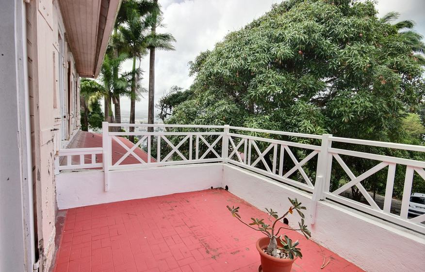 location Villa de l'amiral Fort de France Martinique