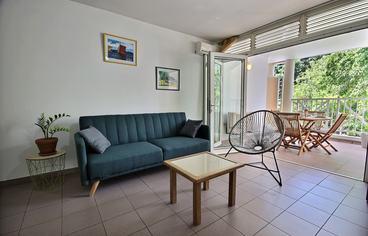 location Appartement Le Chadec Diamant Martinique