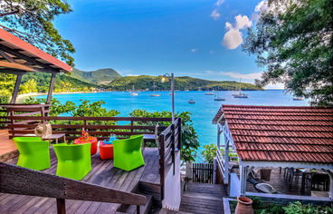location Villa Calypso Anses d'Arlet Martinique