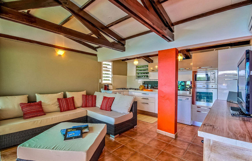 location Villa Calypso Anses d'Arlet Martinique