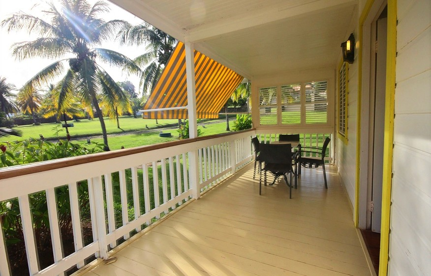 location Le Pavillon Jaune François Martinique