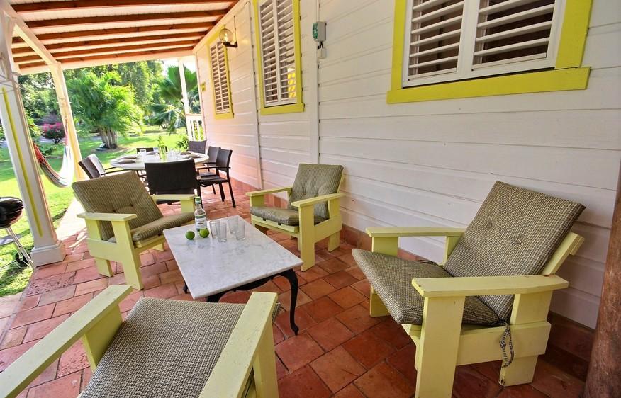 location Le Pavillon Jaune François Martinique