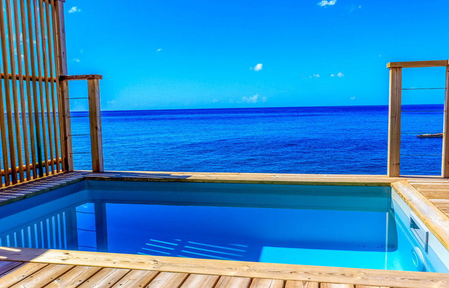 location Villa Aqua Carbet Martinique