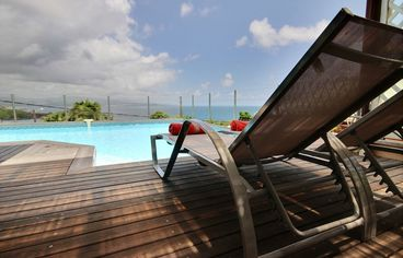 location Villa Cocoa Surf Trinité Martinique