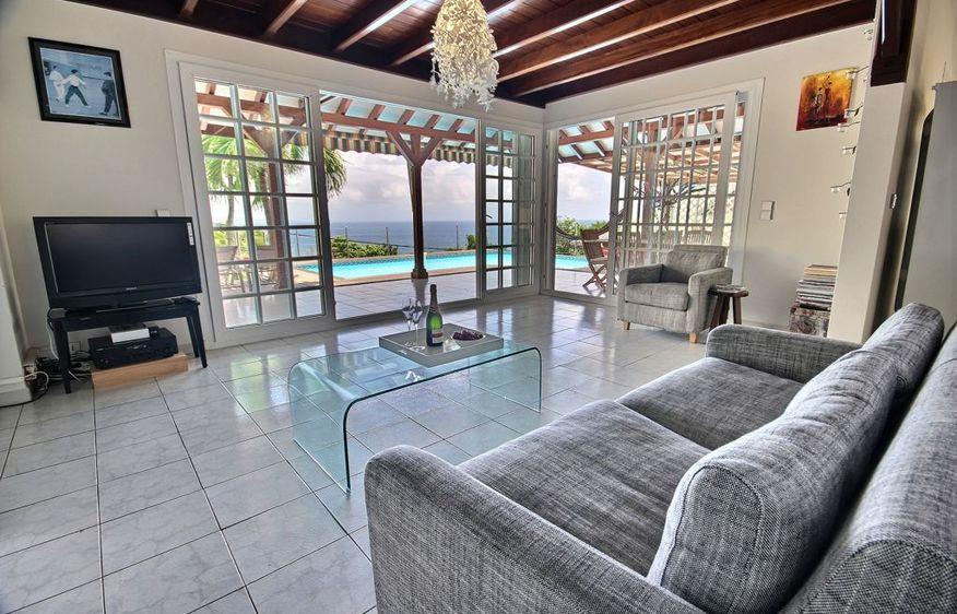 location Villa Cocoa Surf Trinité Martinique