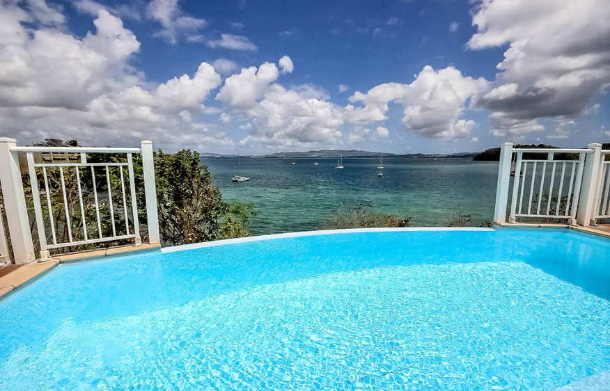 location Villa Grand Large Trois-Ilets Martinique